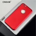 Cinsam чехол на айфон 6/6s/6plus/7/7plus новые популярные 360 градусов полная защита тела мягкие tpu матовый 2 в 1 высокое качество case cover для iphone