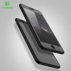 Для iPhone 7 6S 6 Plus 360 градусов Чехол для iPhone 6 6s 7 чехол спереди прозрачный фильм Золотой Чехол для iPhone 6 6 Plus Коке