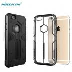 Для iPhone 6 iPhone 6 plus чехол Nillkin Defender 2 роскошные TPU   PC Сильный гибридный телефон Капа случаях Для Apple iPhone 6 S Plus