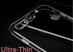 Esamday Ультра Тонкий Мягкий Гель ТПУ Оригинальный Прозрачный Корпус Для iPhone 6 6 s 7 7 Плюс 6 sPlus Crystal Clear Кремния Обложка Телефон Случаях