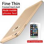 5S GK29 Дыхание Телефон Чехол Для iPhone 6 s 7 Plus SE Противоударный ПК Задней Обложки Оболочки Защитный Кожух Для iPhone 5 s 6 s плюс