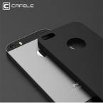 Cafele Чехлы ТПУ телефон для Iphone 5 5S силиконовый чехол оригинальный Smooth Anti-отпечатков пальцев матовая задняя крышка для iphone 5S случаях