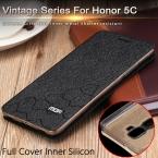 Huawei honor играть 5c крышки случая сальто huawei honor 5C случае 5.2 inch кожаный чехол honor5c роскошный золотой оригинальный fundas тонкий