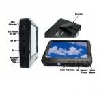5.8 ГГц 32 канала мини Портативный видеорегистратор с Мониторы с 5 дюймов не синий Экран беспроводной AV-ресивера Батарея питание