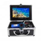 Zlm подводный Рыболокаторы Профессиональный Рыбалка Камера 12 шт. LED 1000tvl Камера 7 дюймов Экран подводный Камера для льда Рыбалка