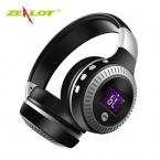Фанатик B19 Bluetooth наушники Беспроводной стерео наушники с микрофоном гарнитуры Micro-SD слот для карты FM Радио для телефона и ПК