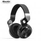 Лидер продаж Модные микрофон повязка наушники Оригинал Bluedio T2S bluetooth стерео наушники 4.1 Гарнитура для Mp3