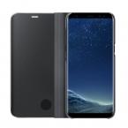Смарт-зеркало флип чехол для samsung Galaxy S8 A5 A8 J5 J7 J4 J6 J8  S9 плюс S7 край S6 Примечание 8 9 5 4 A3 J3   J2 Pro A6